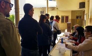 Los tucumanos votaron en un clima de tranquilidad