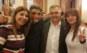 Jaldo, Medina, Yedlin y Mendoza, la lista oficial del peronismo en octubre