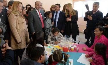 El gobierno incorpora un nuevo Centro de Desarrollo Infantil en Lastenia