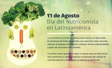 El 11 de agosto se celebró el Día del Nutricionista en Latinoamérica