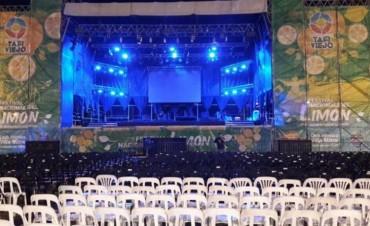 47° edición del Festival Nacional del Limón en Tafí Viejo