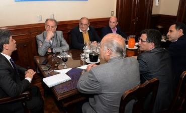 Tras las PASO, el Gabinete provincial expuso sus proyectos