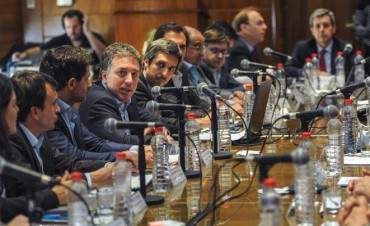 La Nación y las provincias acordaron un proyecto de Ley de Responsabilidad Fiscal