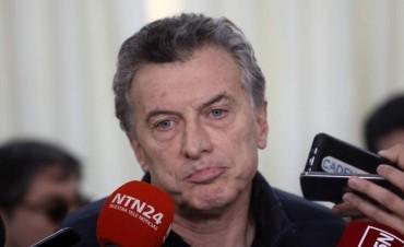 Macri no declaró un lote de $ 900 millones