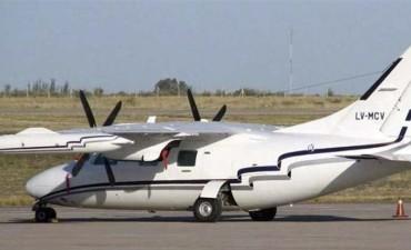 Prefectura Naval Argentina: operativo de rescate del avión estrellado en el Delta del Paraná
