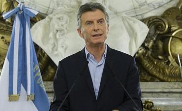 Macri consideró que la movilización de la CGT fue
