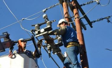 Cortes de electricidad programados hasta el sábado