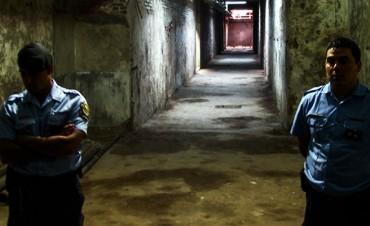 Contienen una huelga de hambre en el penal de Villa Urquiza