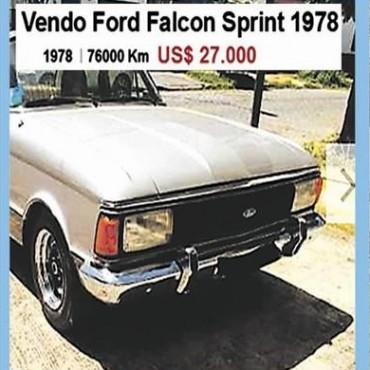 Curioso: autos vintage más caros que un 0 km