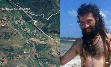 Chubut: rastrillan un arroyo por la denuncia de aparición de un cuerpo sin vida
