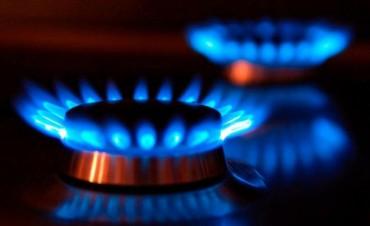 La factura de gas se podrá pagar hasta en cuatro cuotas