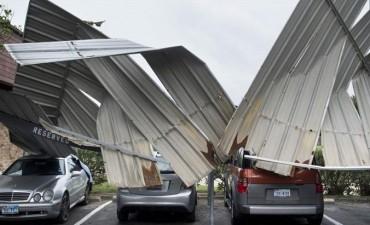 Huracán Harvey: cinco personas fallecidas y temen por desborde de ríos