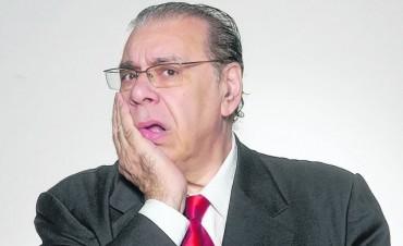 Enrique Pinti llegaría a la TV Pública con sus exitosos monólogos