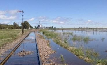 Hay 8 millones de hectáreas afectadas por las inundaciones en Bs. As.