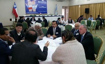 Tucumán presente en el Comité de Integración Argentina-Chile