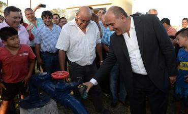 Un pozo de agua beneficiará a 800 familias de El Sifón