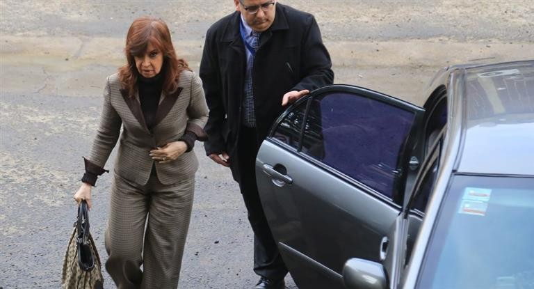 Coimas: Cristina acusó a Bonadio de