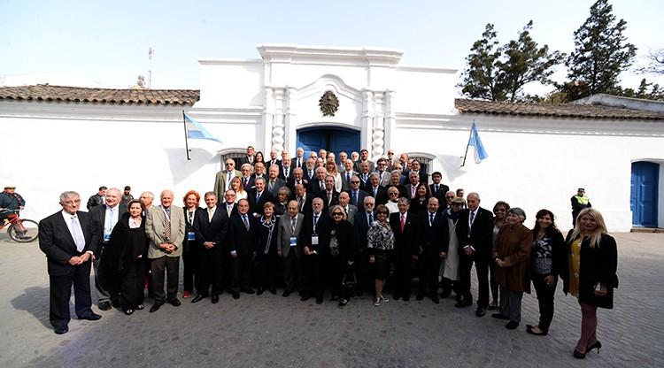 Académicos nacionales y extranjeros recorrieron Casa Histórica
