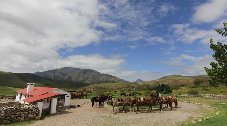 Tafí del Valle y Las Yungas, paisajes destacados de Argentina