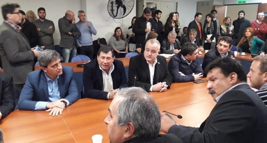 Noguera pidió a diputados rachazar DNU que elimina Fondo Soja