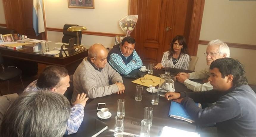 El PE recibió a trabajadores del ingenio San Juan