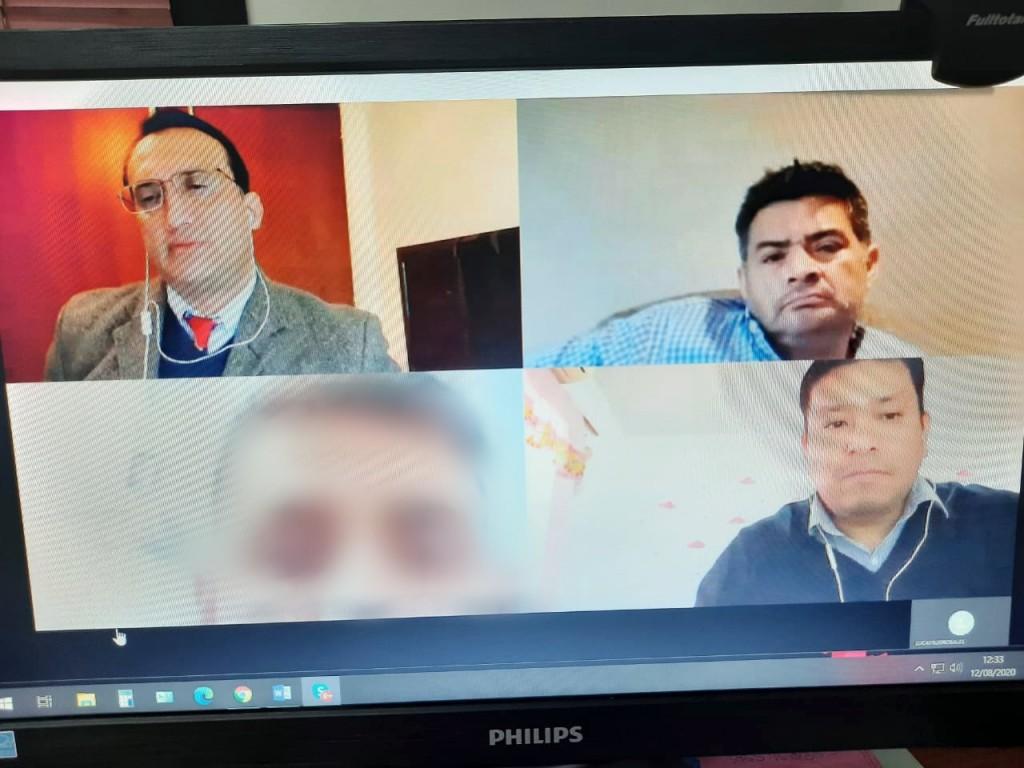 Prisión preventiva para dos asaltantes de Concepción