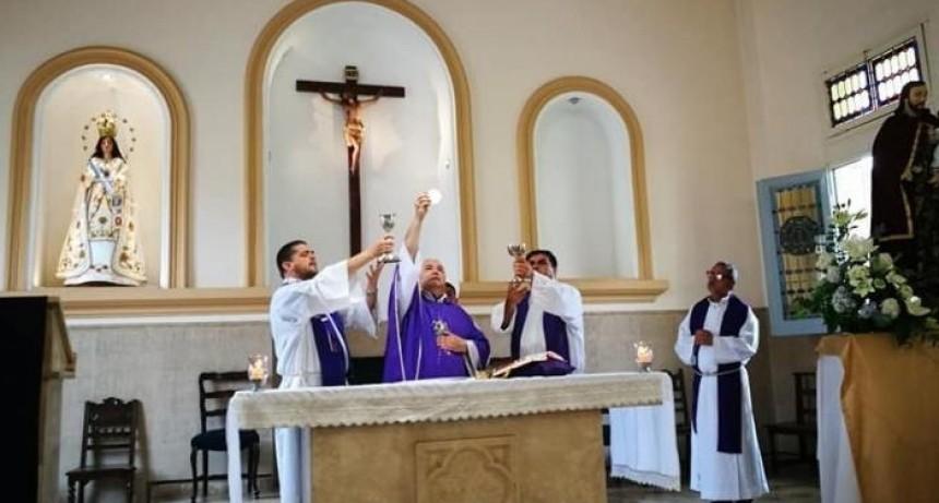 Suspenden  las misas, por el aumento de contagios