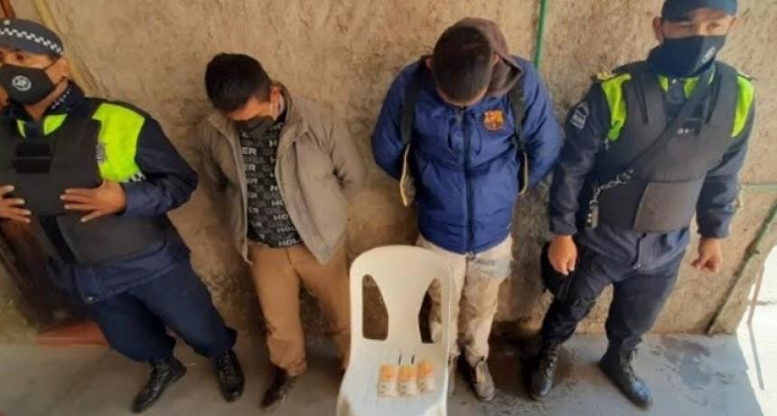 """""""Cuento del tío"""": dos aprehendidos en Banda del Río Salí"""