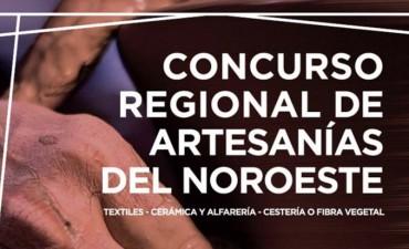 Participá del 1º Concurso Regional de Artesanías del NOA