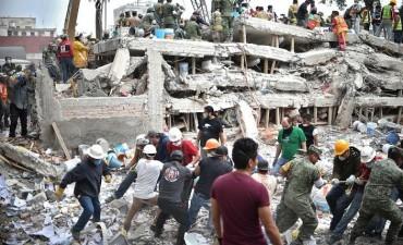 Terremoto en México: asciende a 273 la cifra de muertos