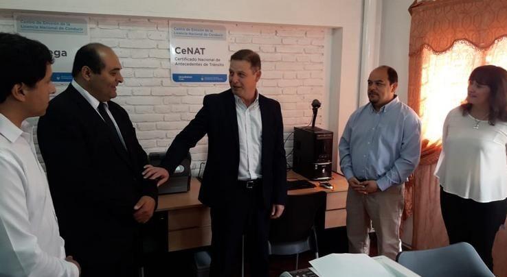 Trancas abrió un nuevo Centro Emisor de la Licencia de Conducir