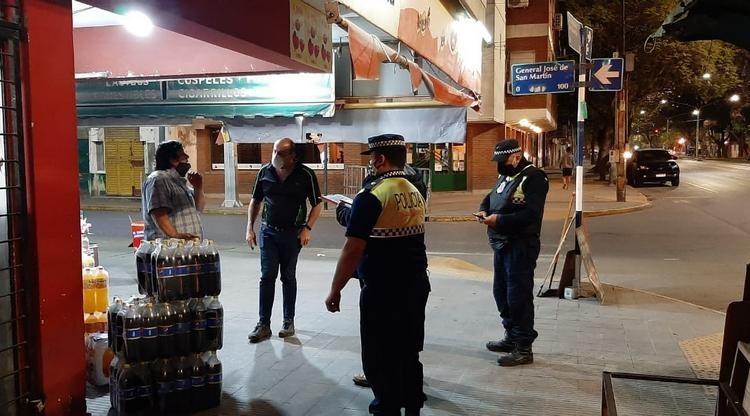 Aguilares: La Policía intervino en una fiesta clandestina
