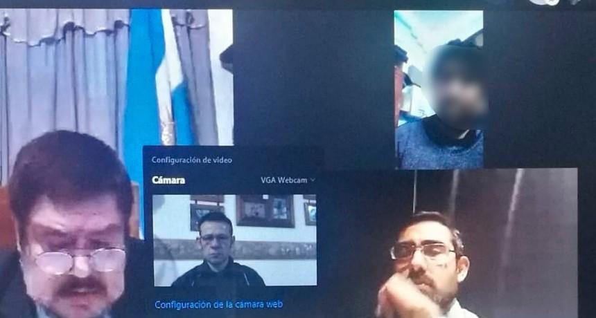 Prisión preventiva para un hombre acusado de abuso de armas en Concepción