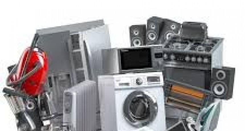 Hasta 36 cuotas  FIJAS, para comprar electrodomésticos