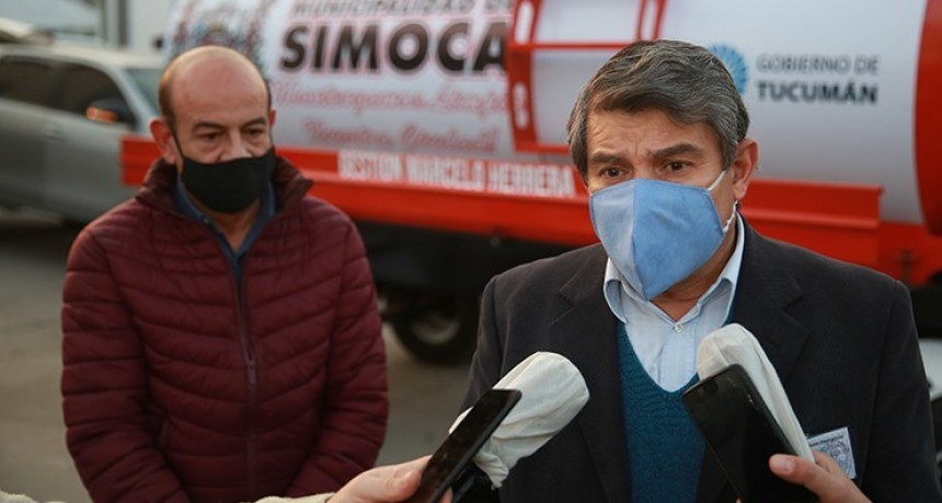 El ministro de Seguridad, Claudio Maley, dio positivo de coronavirus