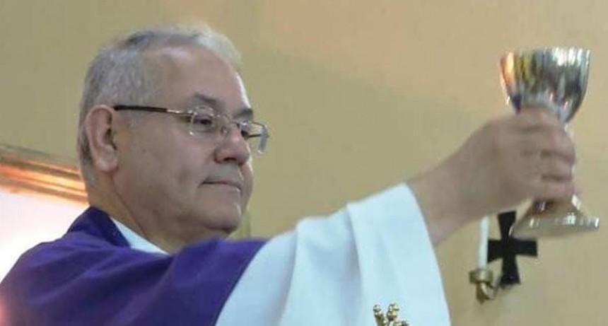 El Obispo de Concepción, Melitón Chávez, tiene Covid-19