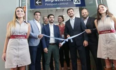 Tucumán genera el interés de las distintas aerolíneas