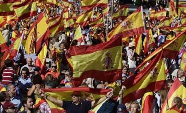 Con masivas marchas para reclamar diálogo, España se movilizó por la