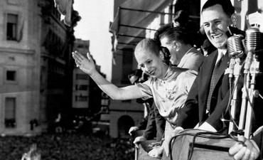 """""""El 17 de Octubre el pueblo expresó lealtad a su líder"""""""