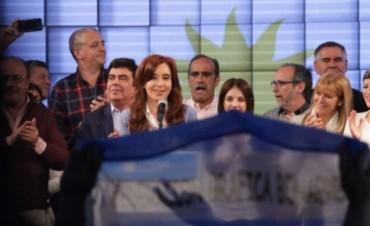 Cristina reconoció la derrota pero dejó en claro que buscará liderar al peronismo