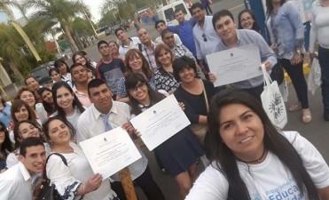 Tucumán ganó el primer premio de Escuelas Solidarias 2017