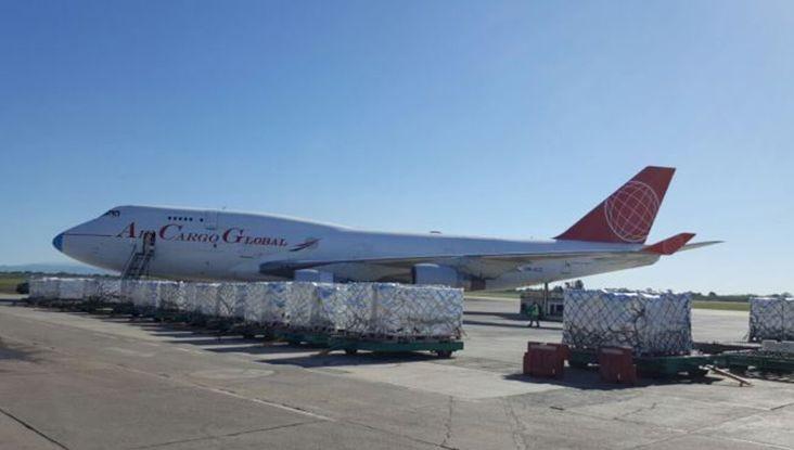 Inicia la exportación de arándanos hacia Europa y EEUU
