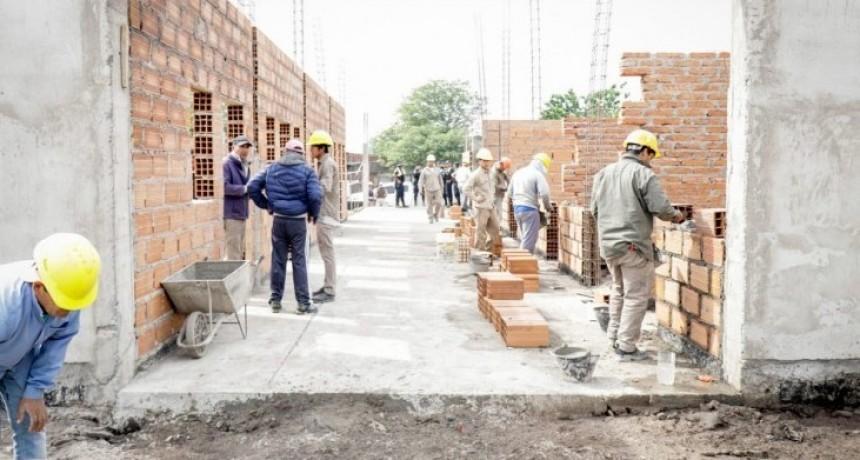 Continúan las obras en el CEPLA de la Costanera