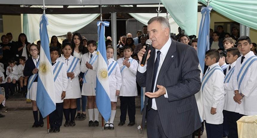 Escuela de Las Talas celebró 150 años educando a la comunidad