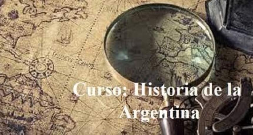 CURSO GRATIS Historia Argentina