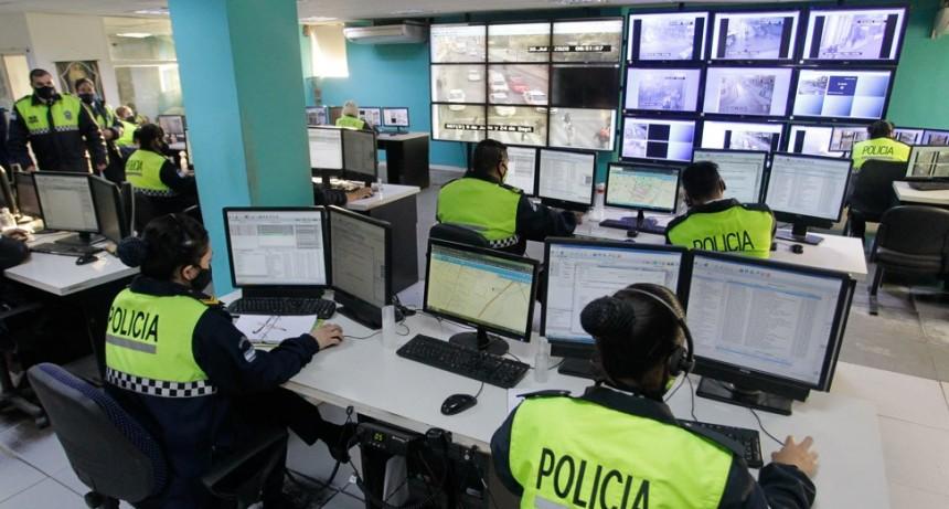 El 911 recibe unas 30 llamadas por día por casos de violencia
