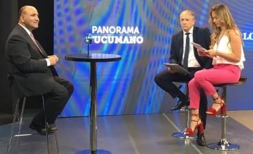 """""""Soy un hombre de diálogo y trabajo para que Tucumán siga creciendo"""""""