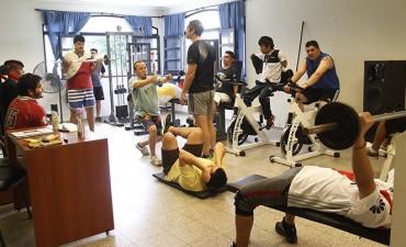 Avanzan las obras de remodelación en el Centro Las Moritas