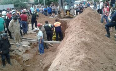 Dos operarios fallecieron en un accidente en Las Talitas