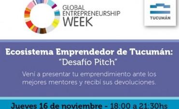 Invitan a participar de la Semana Mundial del Emprendedor